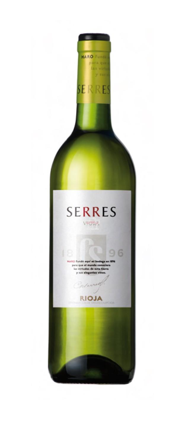 Carlos Serres Viura DOCa Rioja Wein Spanien
