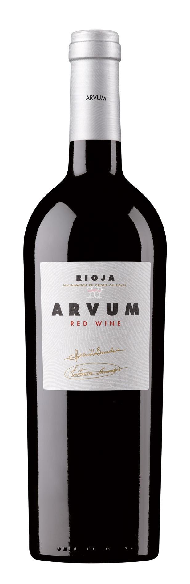 Bodegas Escudero Arvum DOCa Rioja