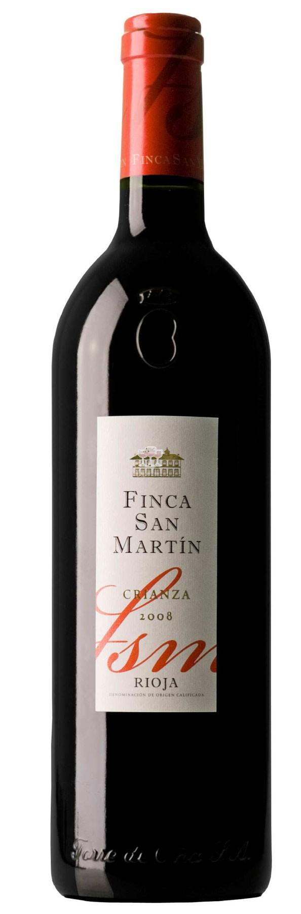 Rioja Torre de Ona Finca San Martin Crianza