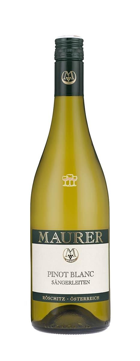 Weingut Maurer Pinot Blanc Sängerleiten Weinviertel DAC