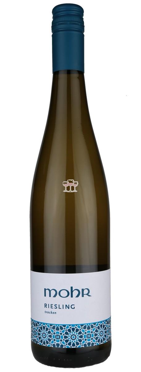 Mohr Riesling Rheingau  QbA Weißwein Deutschland