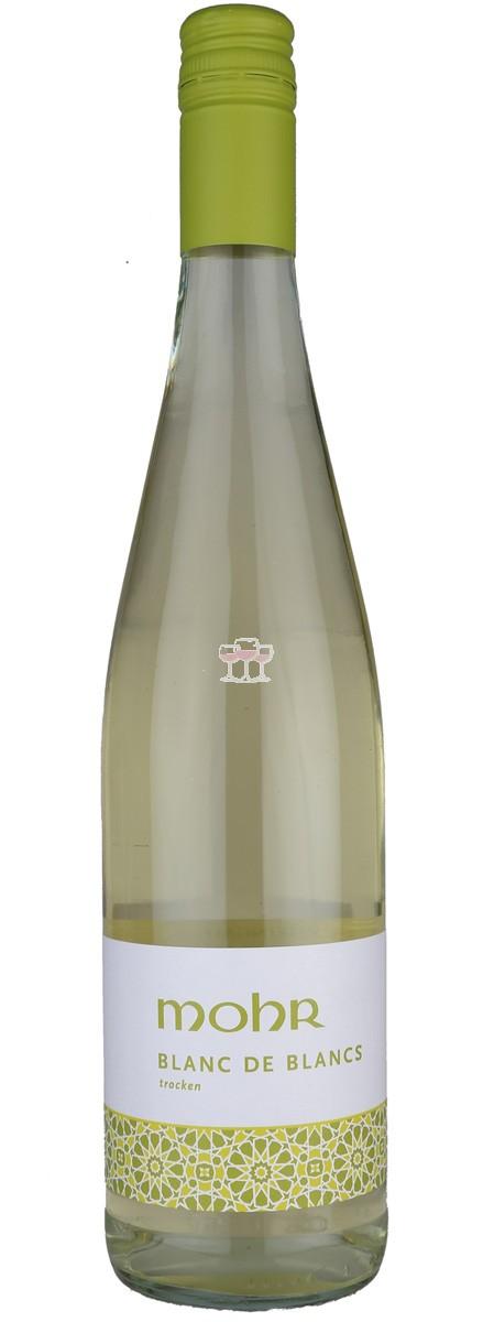 Weingut Mohr Blanc de Blanc vegan DE-ÖKO-039