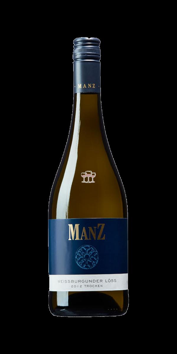 Manz Weissburgunder Löss Weißwein Deutschland trocken