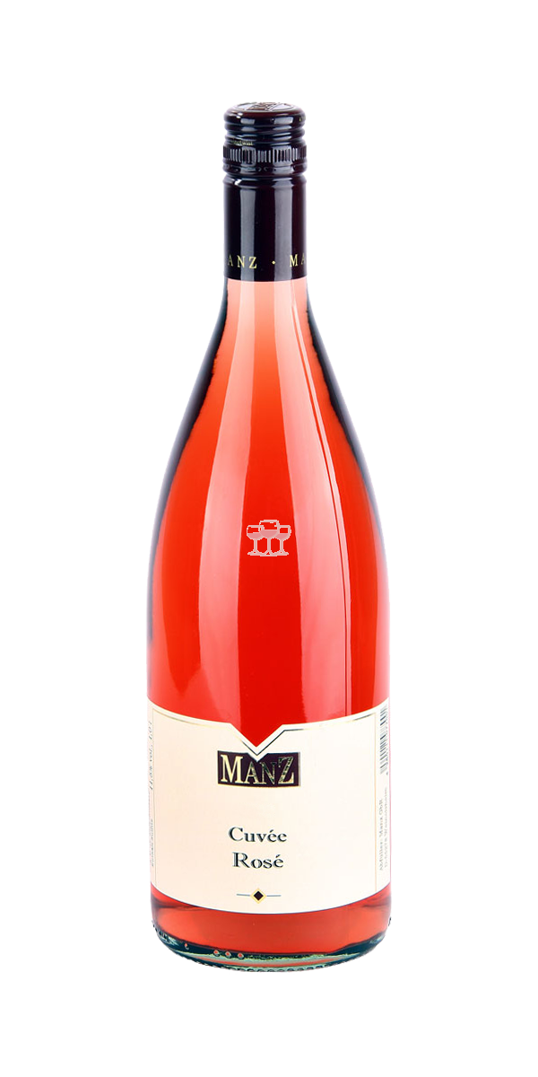 Manz Cuvée Rosé Portugieser Spätburgunder 1l Rosewein Deutschland trocken