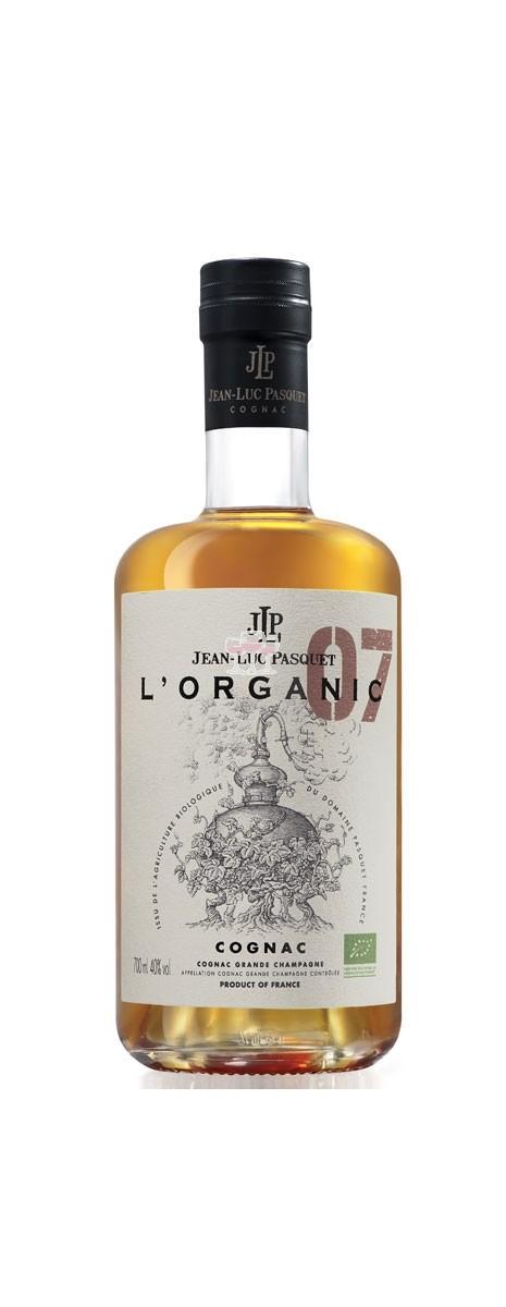 L'Organic 07 – Cognac Grande Champagne de 7 ans d'âge