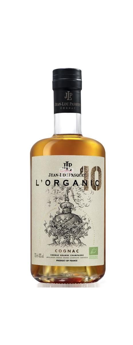 L'Organic 10 – Cognac Grande Champagne de 10 ans d'âge