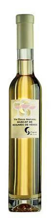 Vin Doux Naturel Muscat de Beaumes de Venise Wein Frankreich