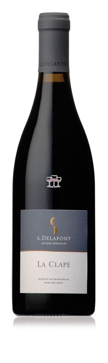 La Clape rouge Samuel Delafont Languedoc Rotwein Frankreich trocken