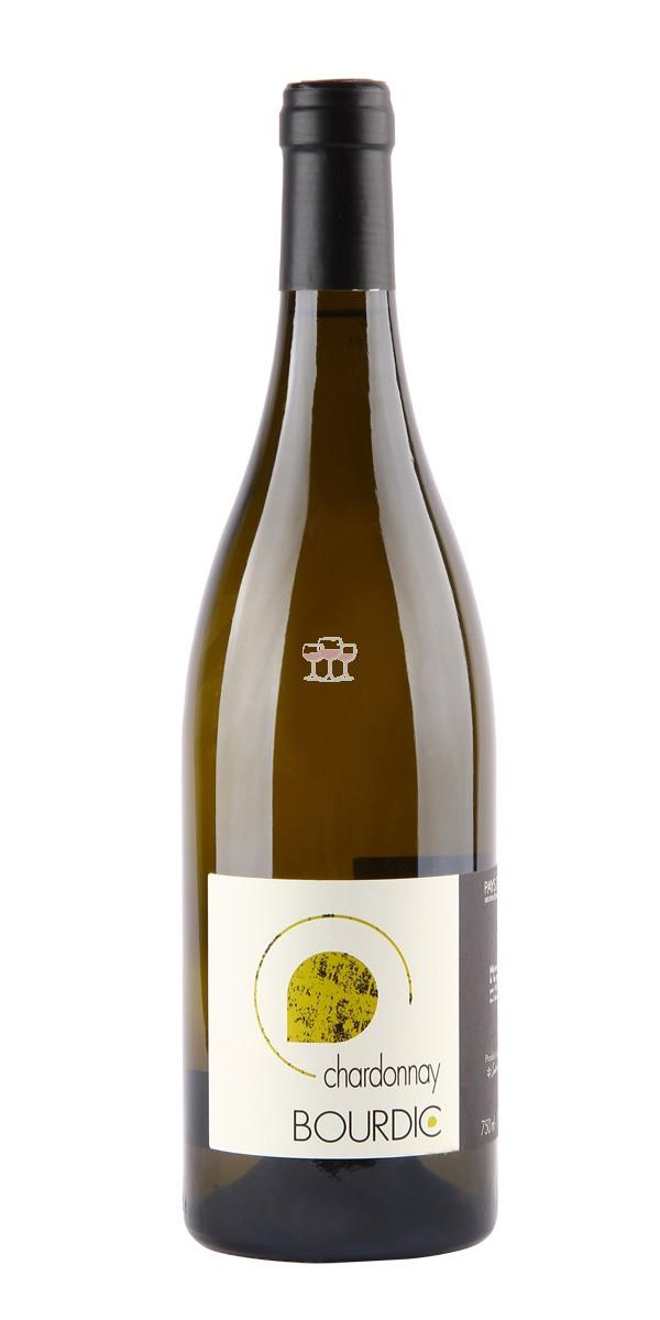 Les Collines du Bourdic Chardonnay IGP Pays d'Oc Wein Frankreich
