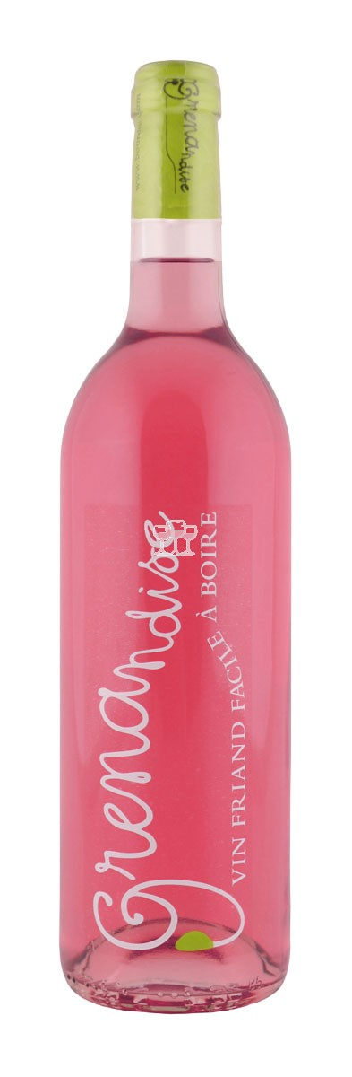 Grenandise rosé Les Collines du Bourdic IGP Pays d'Oc