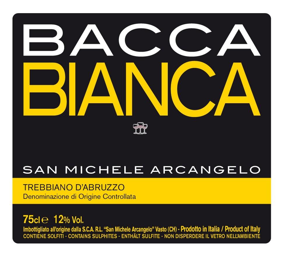 Bacca Bianca Trebbiano d'Abruzzo DOC