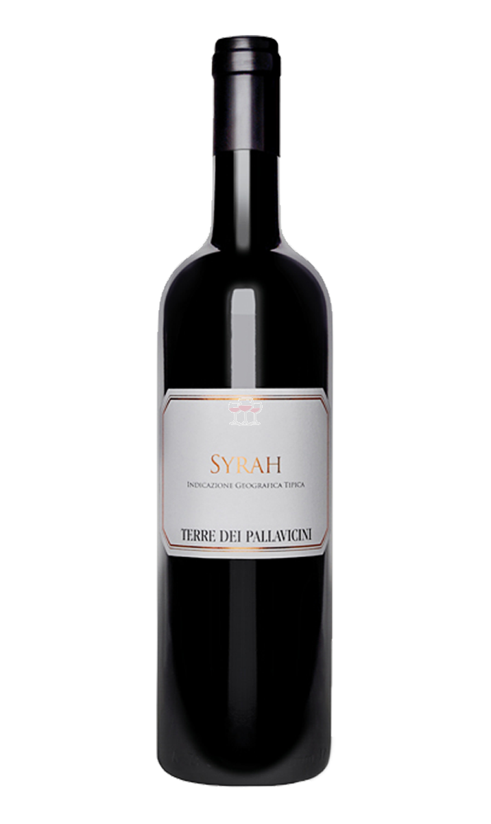 Principe Pallavicini Syrah Lazio Rotwein Italien trocken