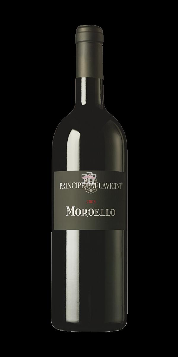 Principe Pallavicini Moroello Lazio Rotwein Italien trocken