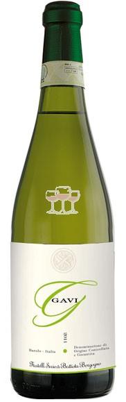 Gavi DOCG Borgogno Piemont 75 cl Weißwein Italien
