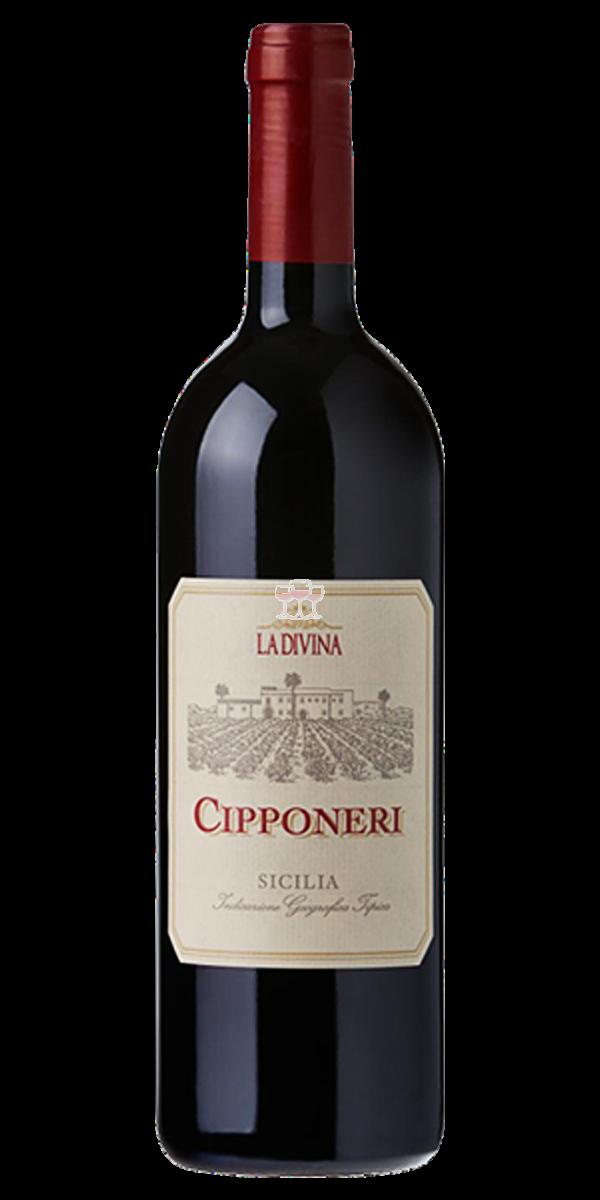 Az Agr Donna Franco La Divina Cipponeri Rotwein Italien trocken