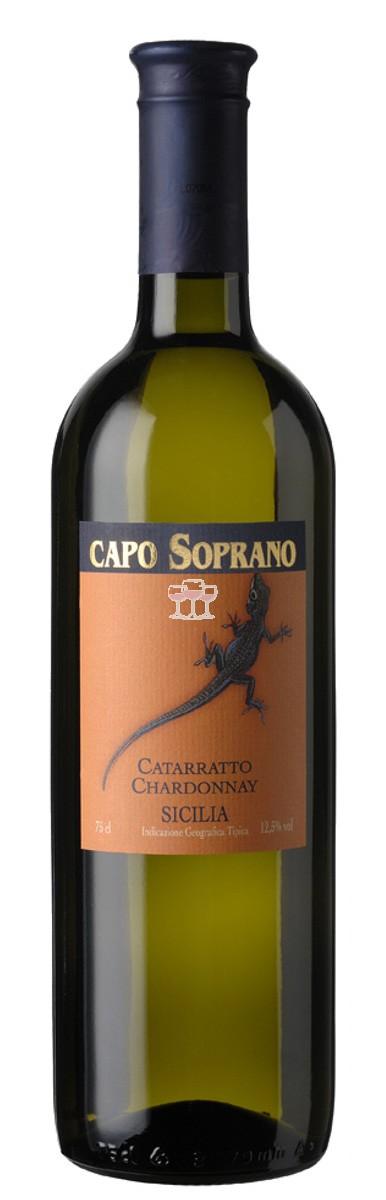 Fazio Capo Soprano Cataratto Sizilien Weißwein