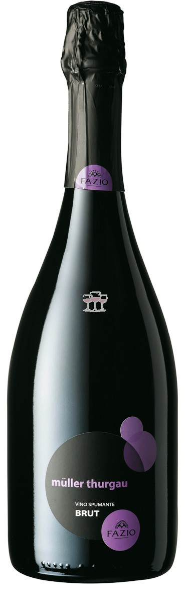 Fazio Muller Thurgau Vino Spumante Brut, DOC Erice Sizilien