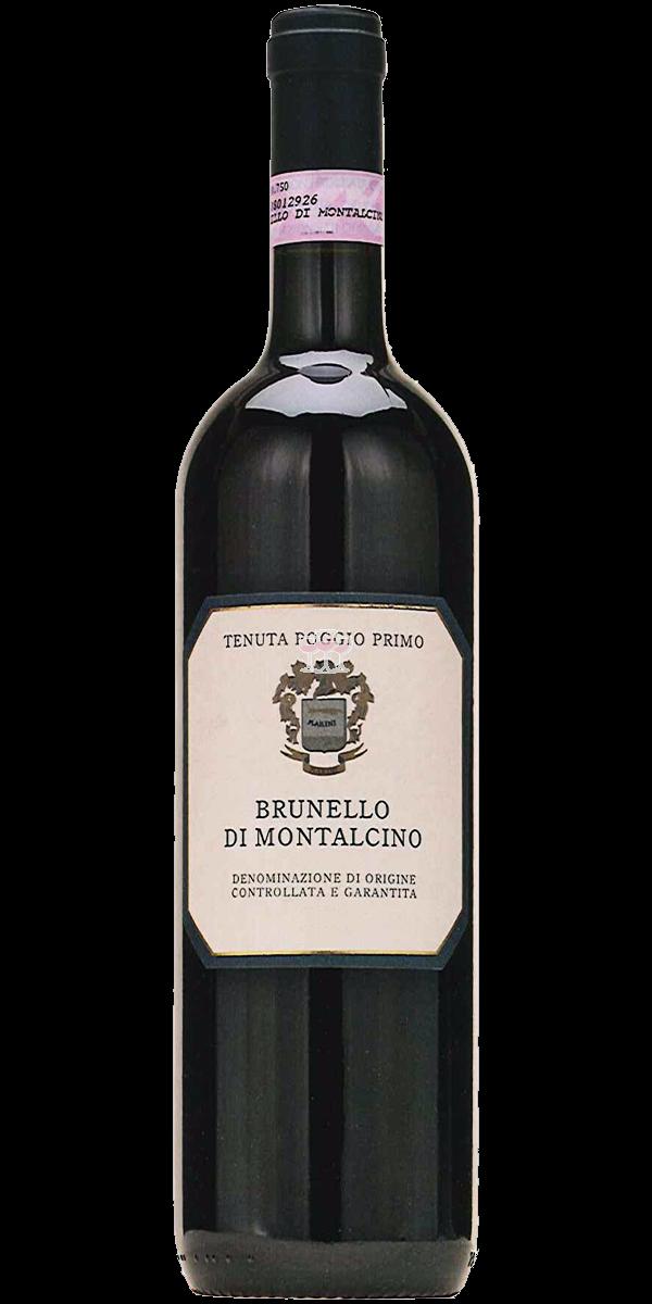 Tenuta Poggio Primo Brunello di Montalcino DOCG Rotwein Italien trocken