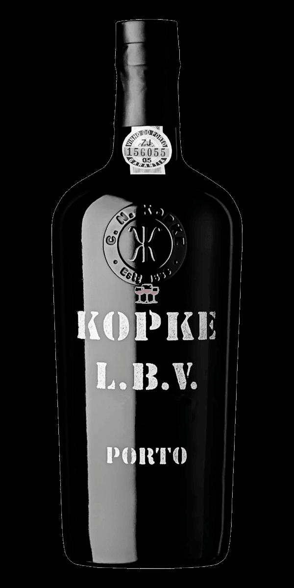 Kopke Late Bottled Vintage Portwein Portugal trocken