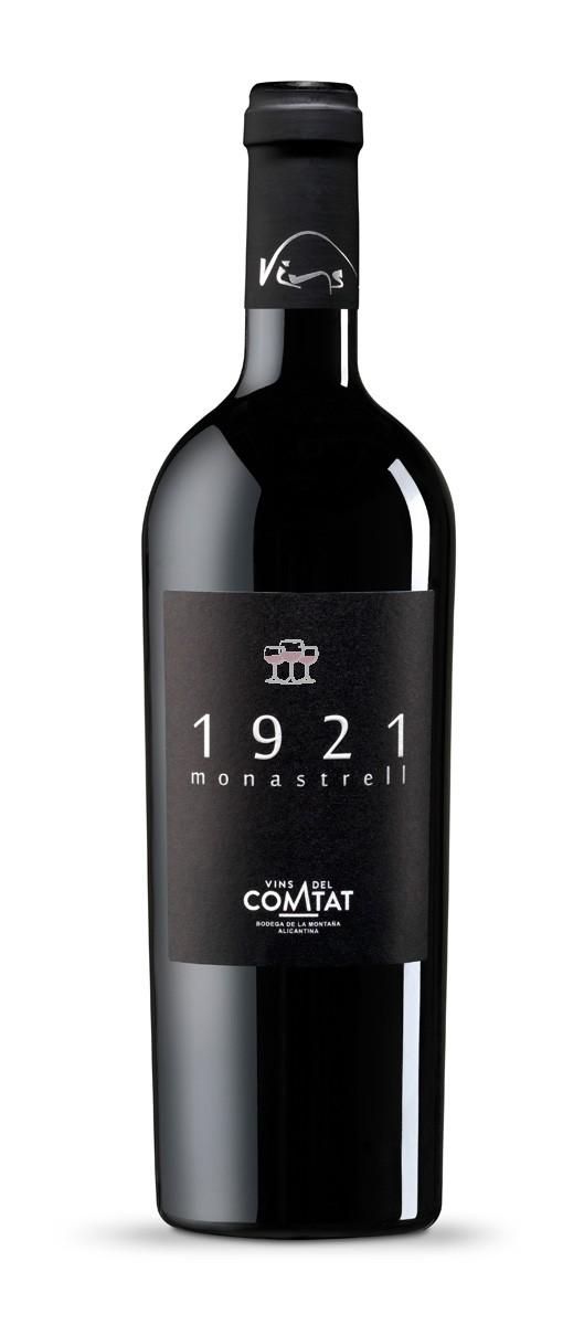 Vins del Comtat Monastrell 1921 Rotwein Spanien trocken