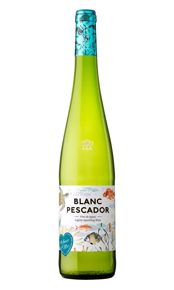 Blanc Pescador Wein Spanien