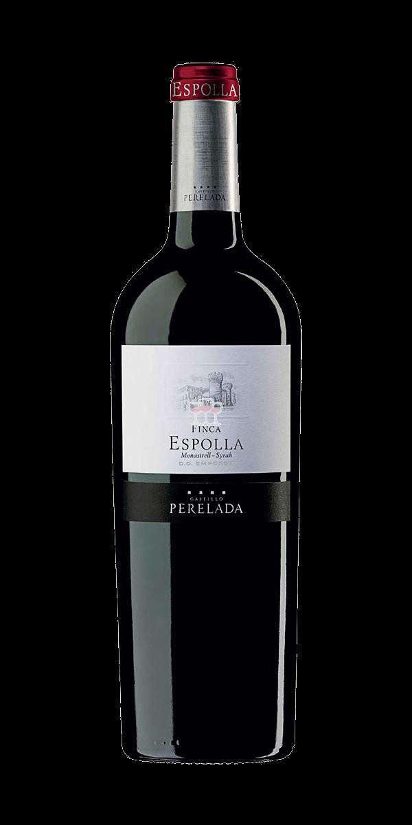 Castillo Perelada Finca Espolla Rotwein Spanien trocken