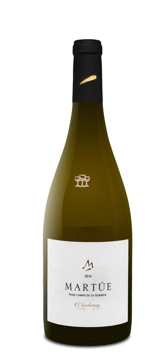 Martue Chardonnay Vinos de Pago Finca  la Guardia