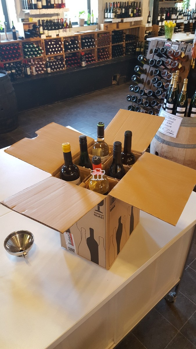 Degustationspaket Top 6 Weißweine Bodegas Rioja