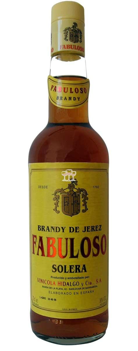 Hidalgo Fabuloso Solera Brandy