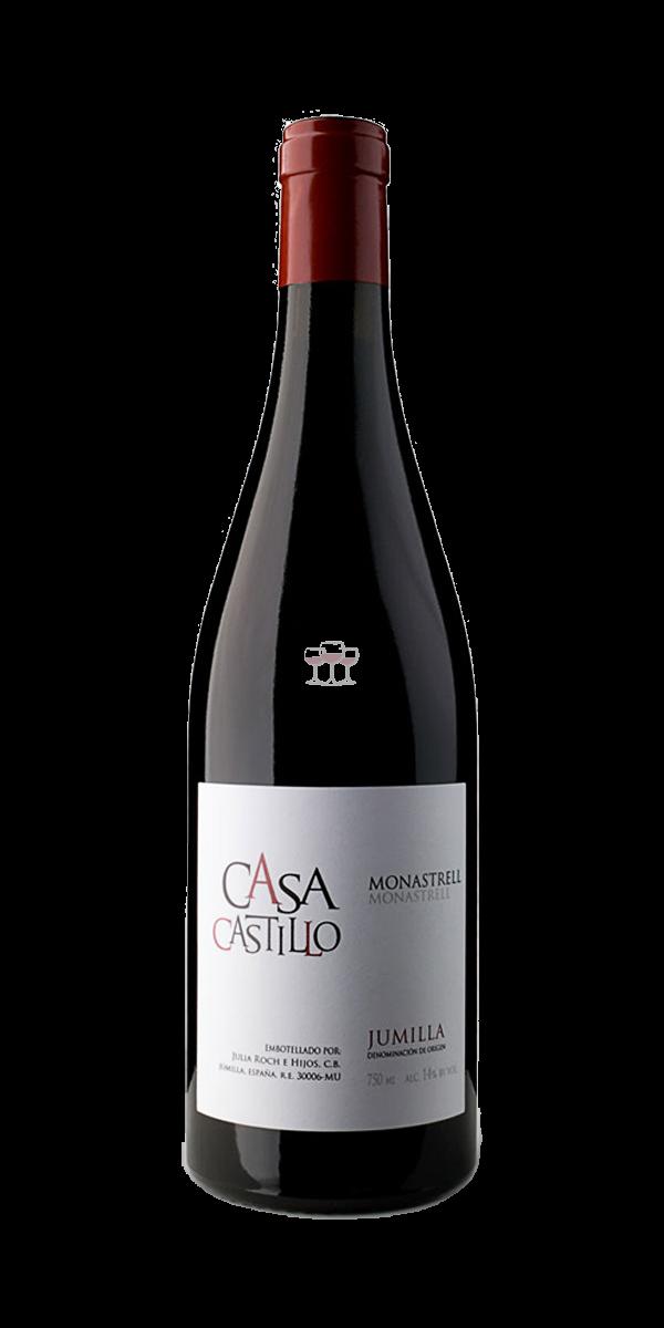 Casa Castillo Monastrell Rotwein Spanien trocken