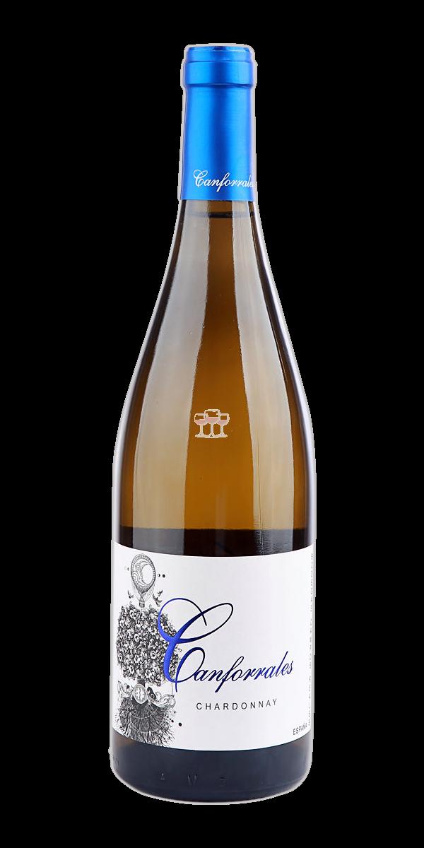 Canforrales Chardonnay Weißwein Spanien trocken