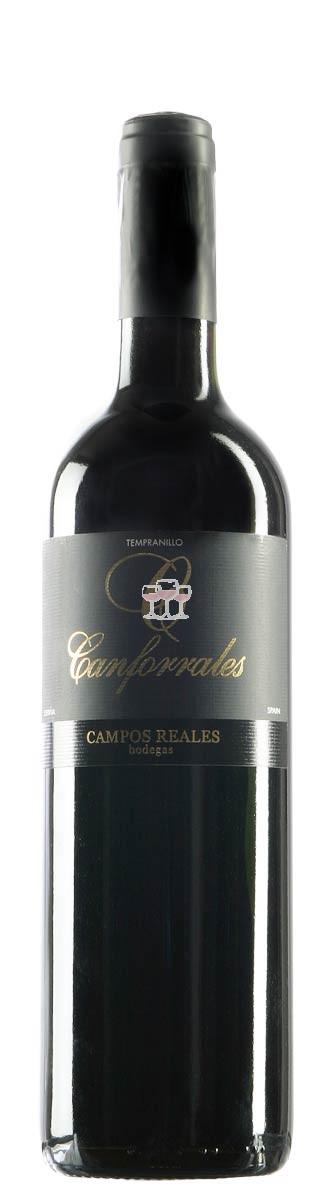 Canforrales Reserva La Mancha Wein Spanien