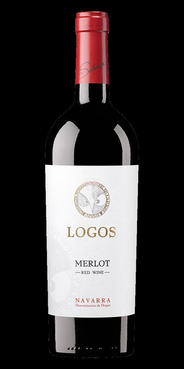 Bodegas Logos Merlot Rotwein Spanien trocken