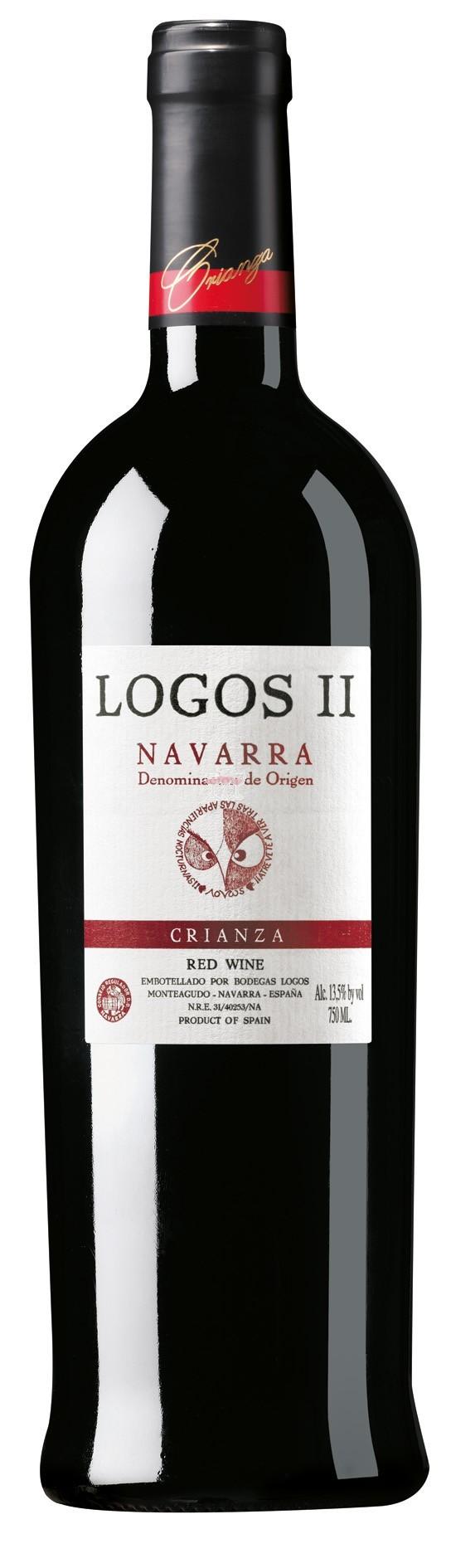 Logos II Crianza DOCa Rioja Wein Spanien