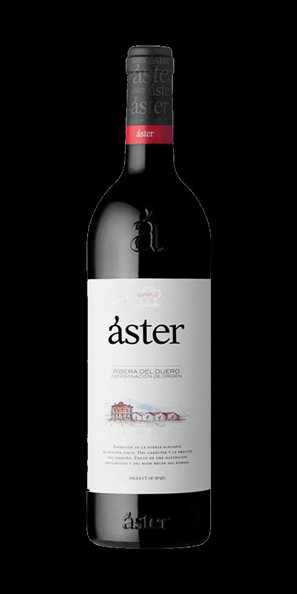 Aster Crianza Rotwein Spanien trocken