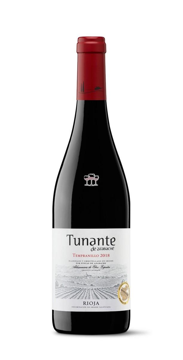 Azabache Tinto Tempranillo Tunante Spanien Rioja Rotwein trocken