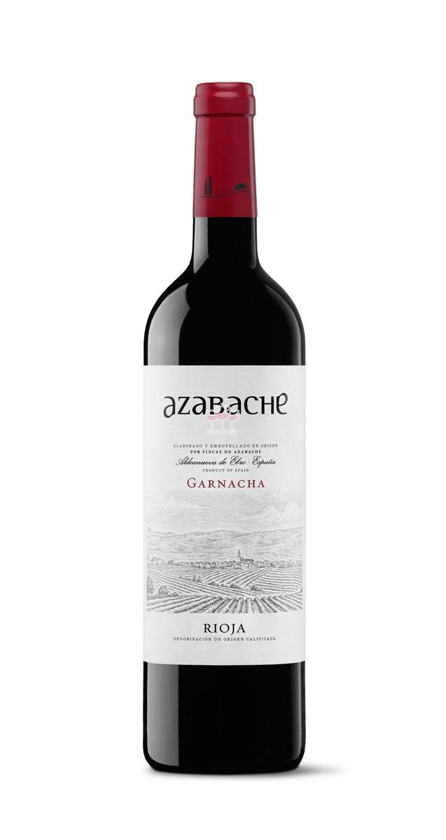Azabache Garnacha Spanien Rioja Rotwein trocken