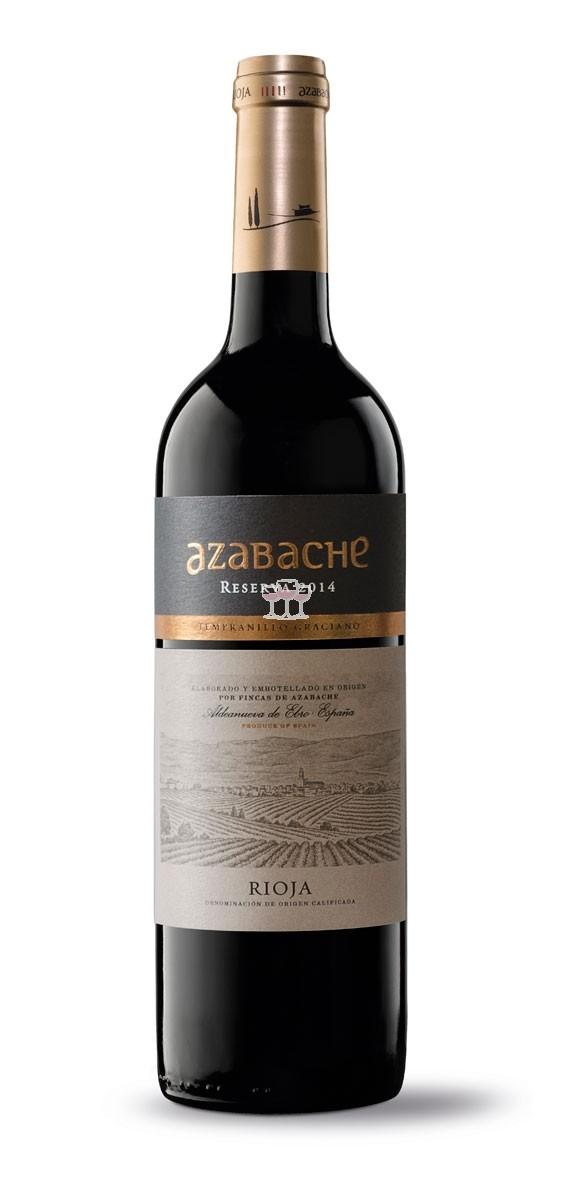 Azabache Reserva Tempranillo Graciano Spanien Rioja Rotwein trocken