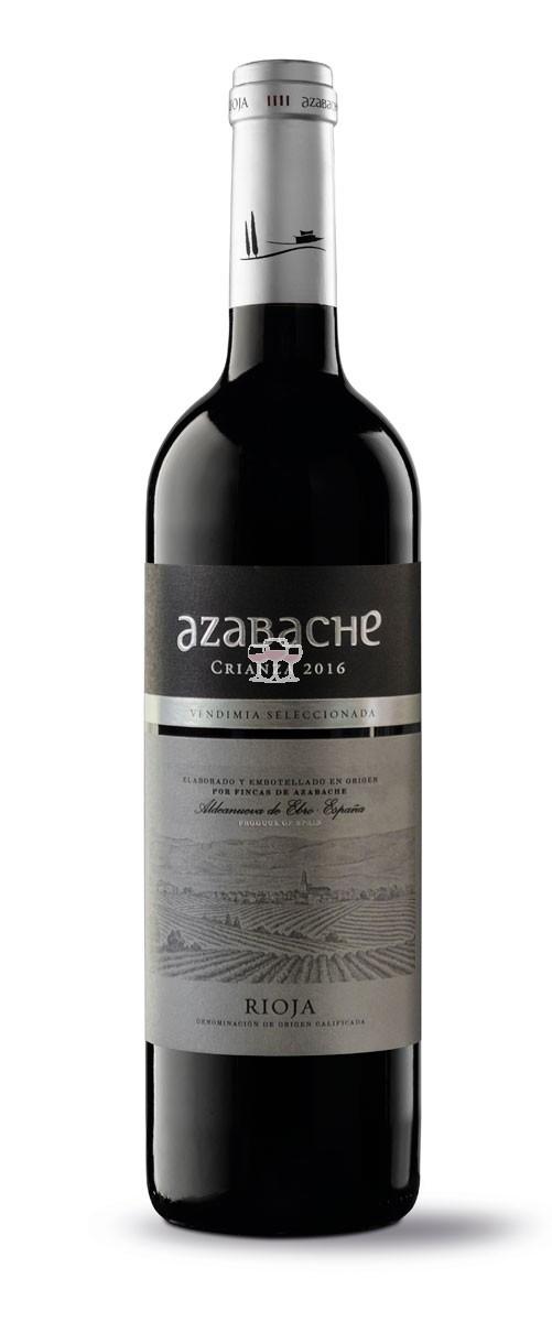 Azabache Crianza Vendimia Seleccionada Spanien Rioja Rotwein trocken