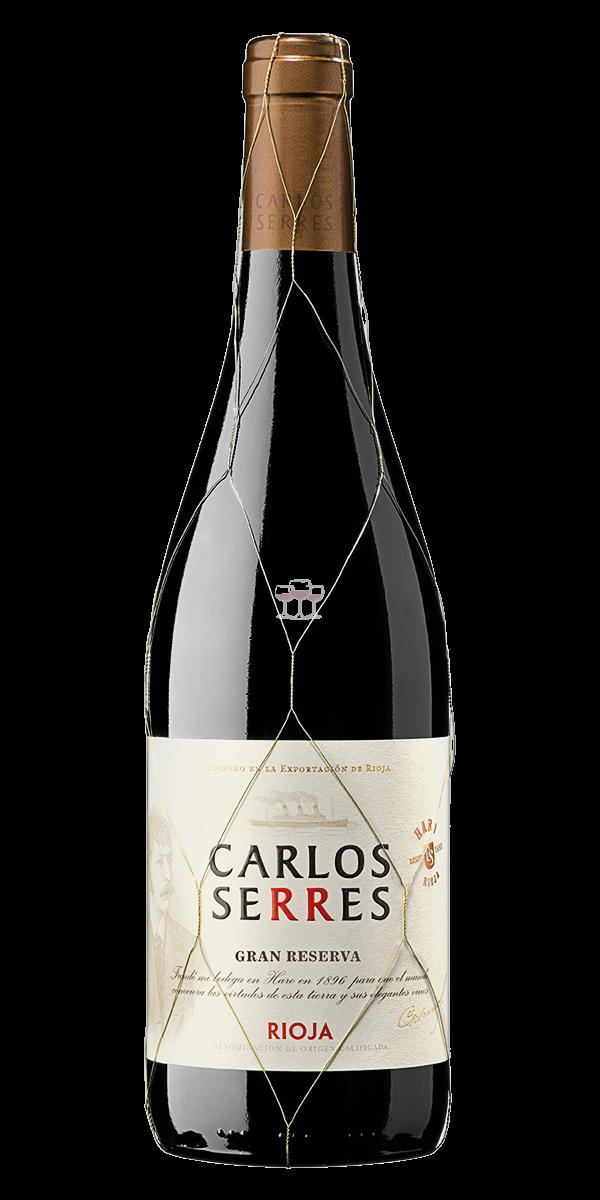 Carlos Serres Gran Reserva Rotwein Spanien trocken