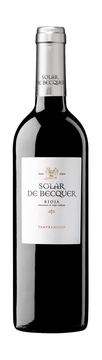 Solar de Becquer CVC Spanien Rioja Rotwein trocken