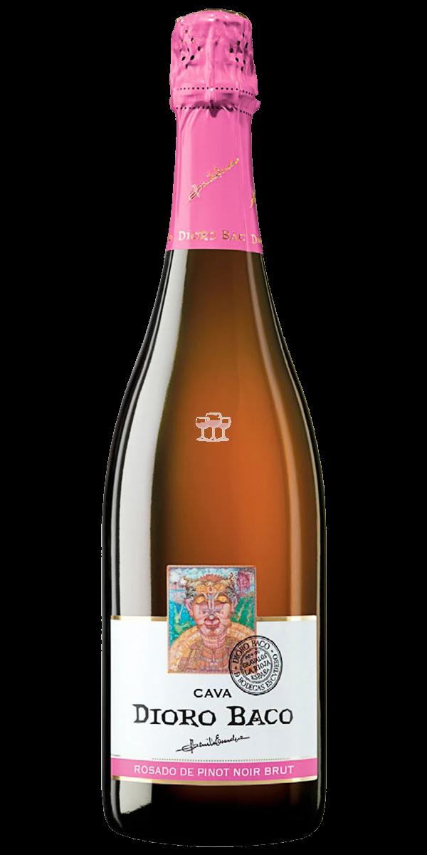 Escudero Cava Dioro Baco Pinot Noir Sekt Spanien trocken