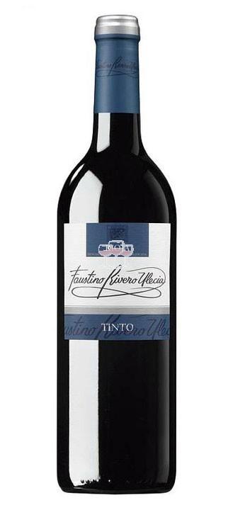 Faustino Tinto Seleccion DOCa Rioja Wein Spanien