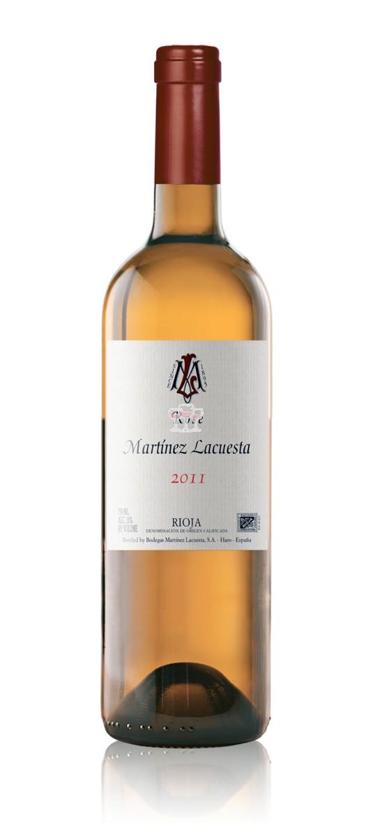 Lacuesta Rosado Cosecha DOCa Rioja Wein Spanien