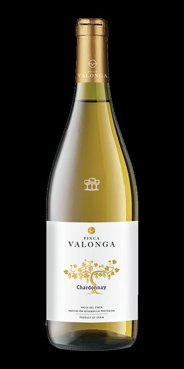 Finca Valonga Chardonnay Weißwein Spanien trocken
