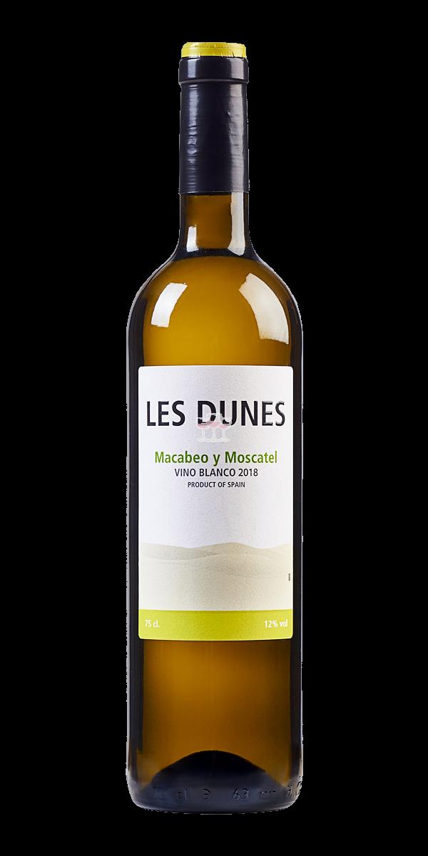 Cherubino Valsangiacomo Les Dunes Blanco Weißwein Spanien trocken