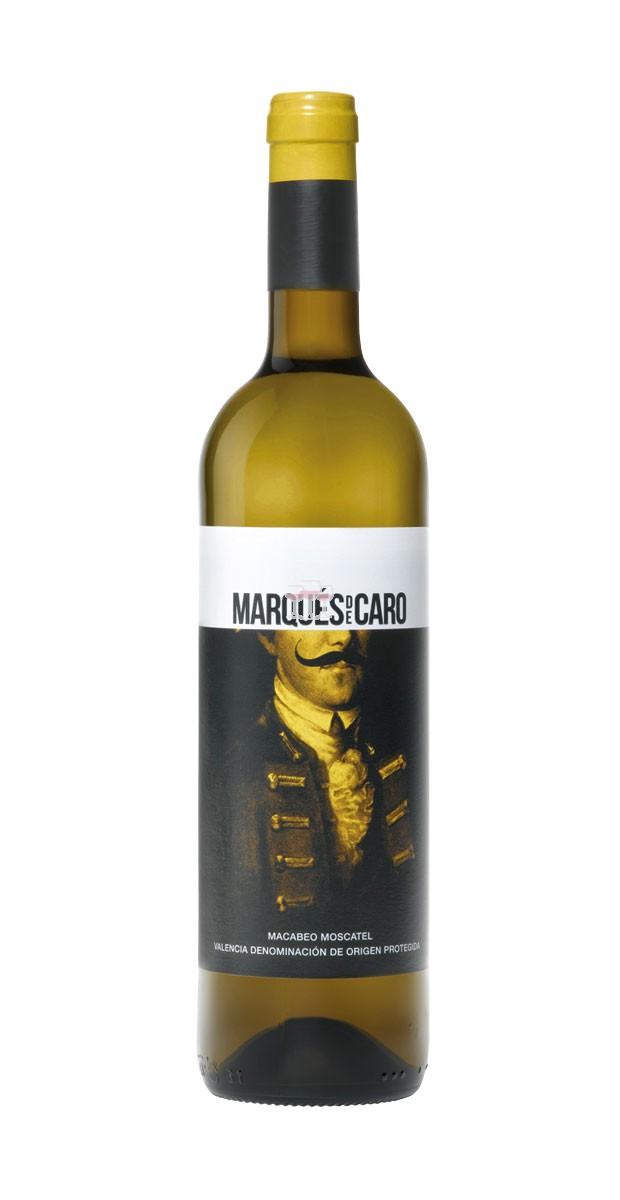 Marques de Caro Blanco Valencia Wein Spanien