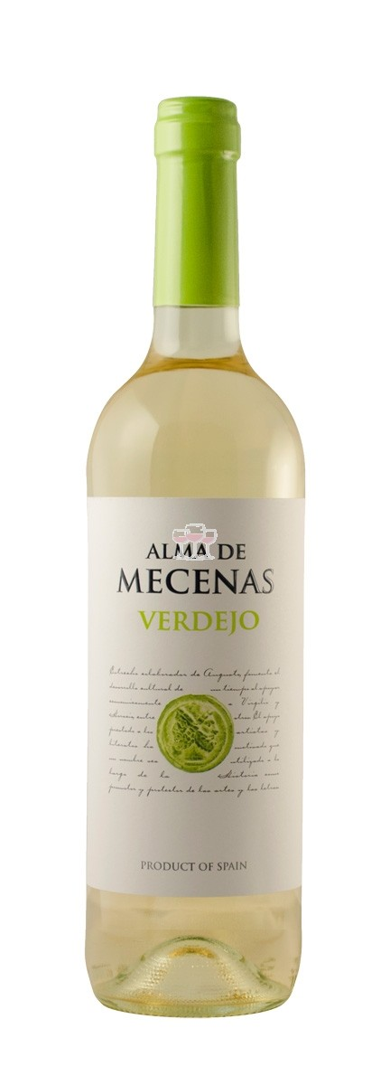 Alma de Mecenas Blanco Vino de la Tierra Weisswein