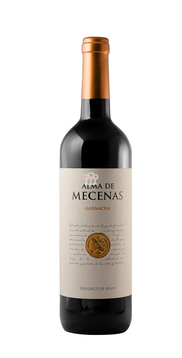 Alma de Mecenas Vino de la Tierra Rotwei Spanien trocken