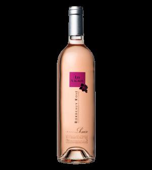 Château Penin Rosé Cigales Bordeaux Rose Frankreich trocken